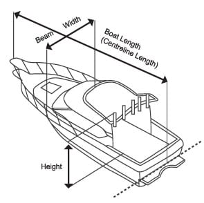 Pilot Cabin Boat cover instructions