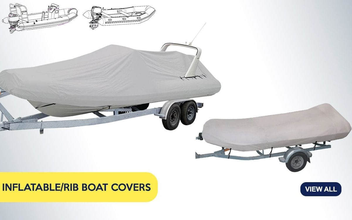 Inflatable / Rib Boat Covers