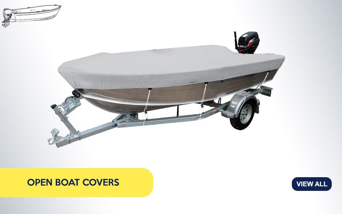 Open Boat Covers